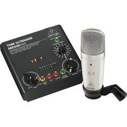 BEHRINGER VOICE STUDIO  KIT